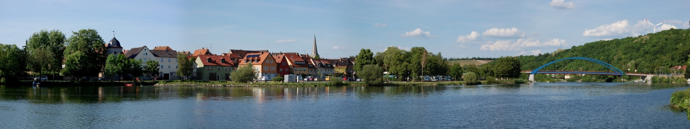 Panorama Segnitz