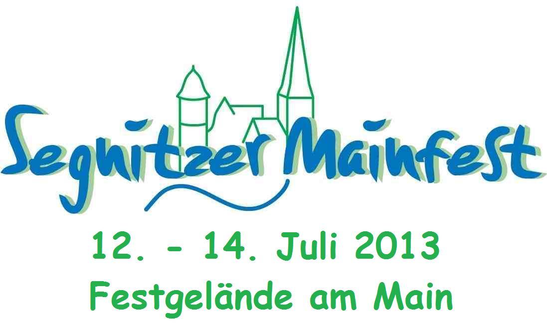 Bilder vom Mainfest 2013